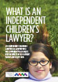 What is an independent childrens lawyer