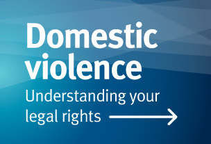 Domestic violence understanding your legal rights